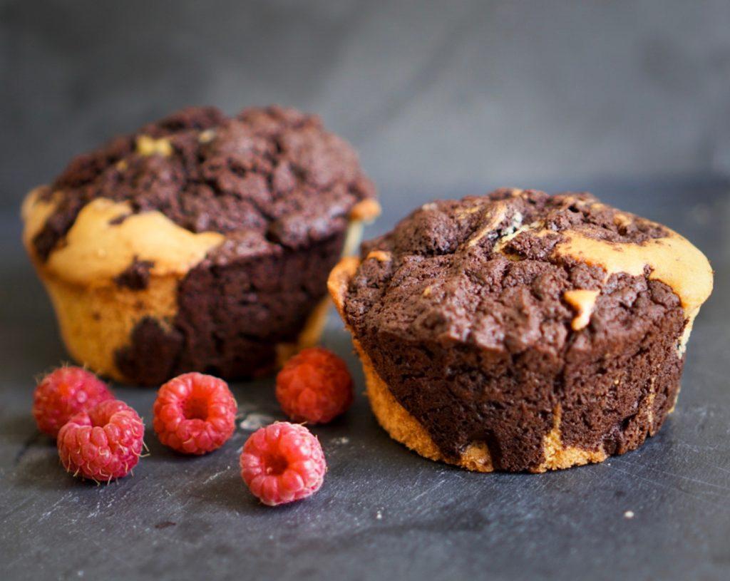 cake chocolat vanille