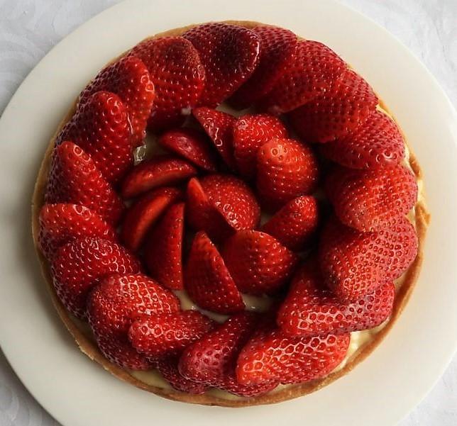 préparation tarte