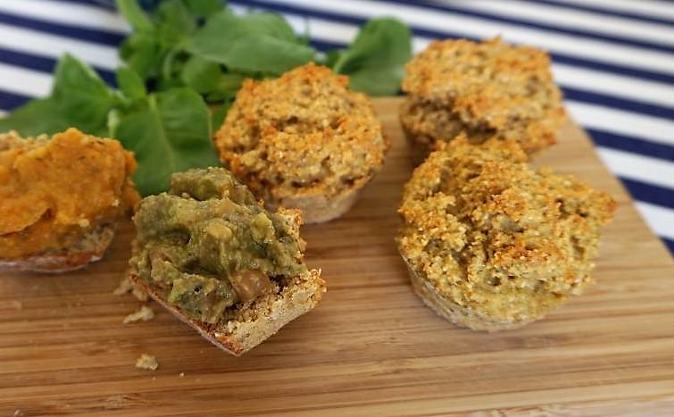 muffins maison