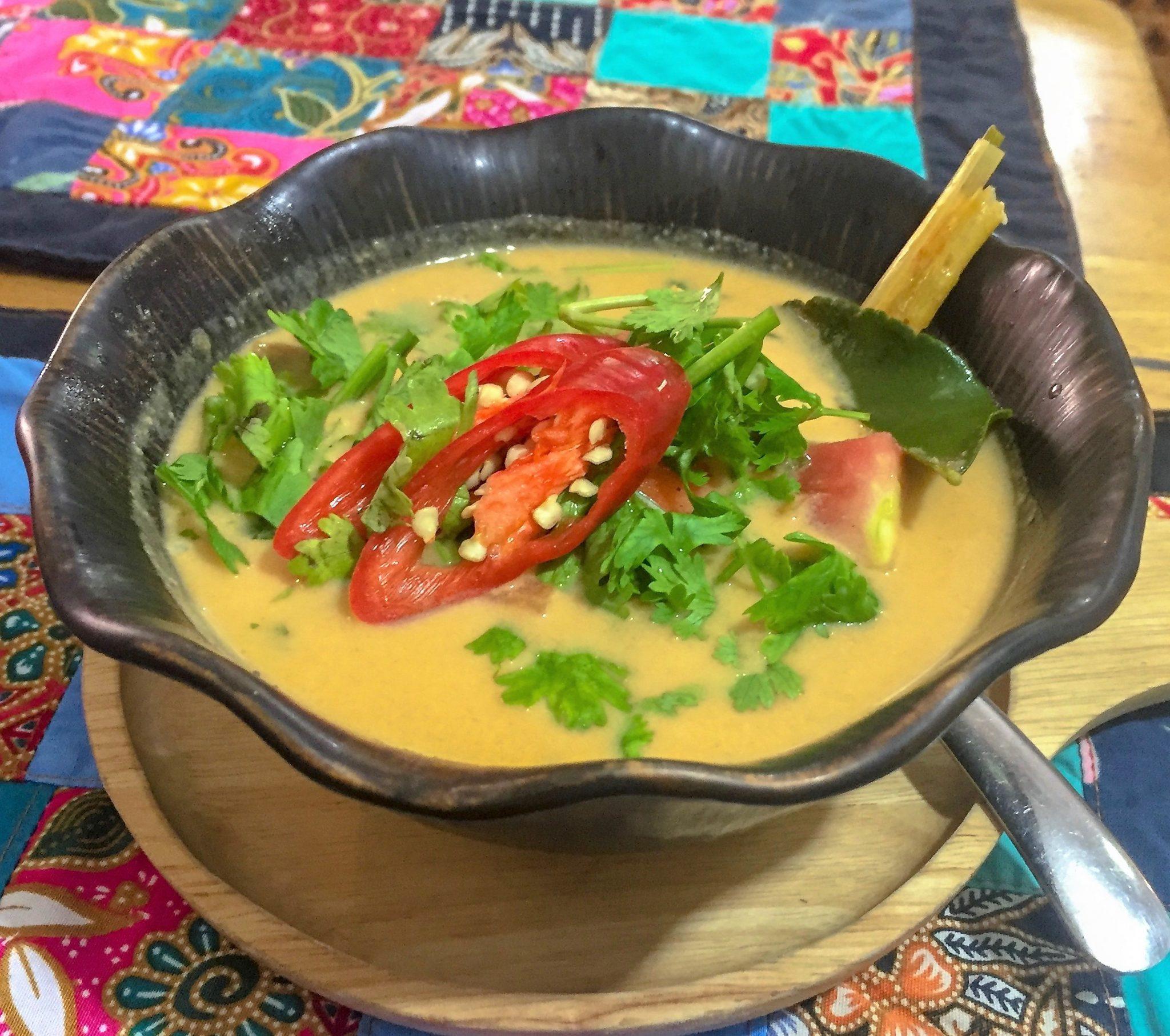 soupe thaÎ