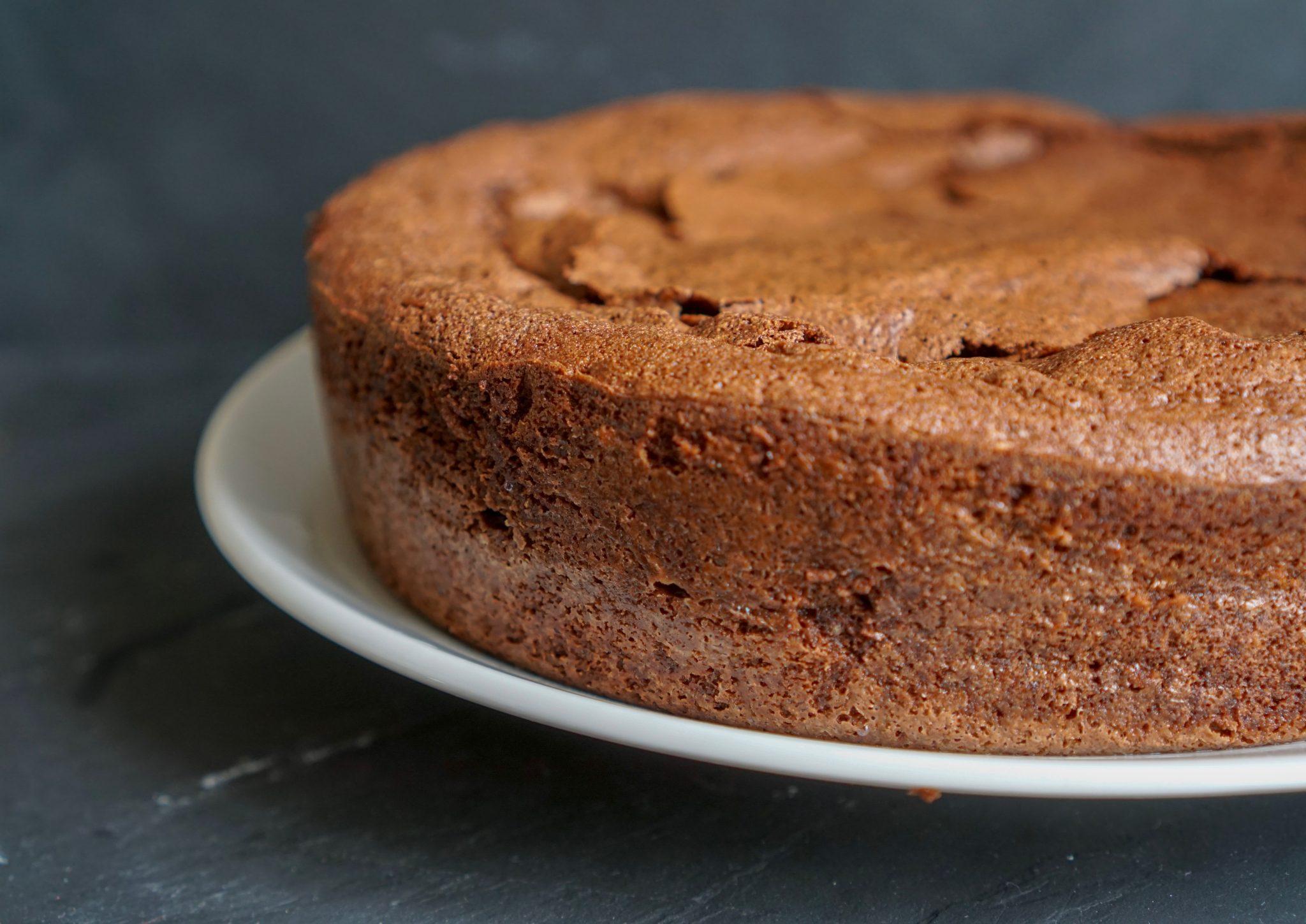 gâteau courgettes chocolat sans gluten