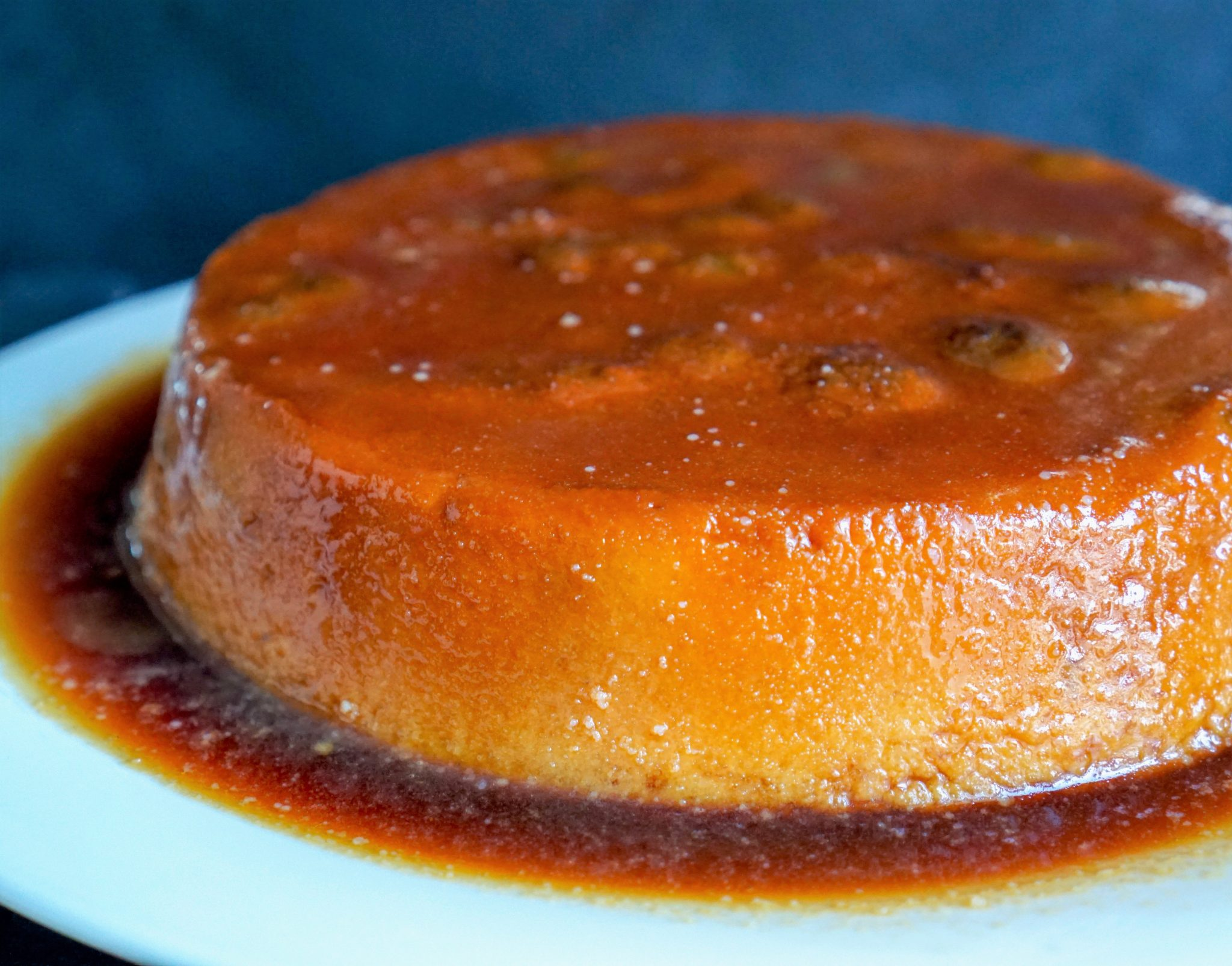 gâteau de semoule fleur d'oranger