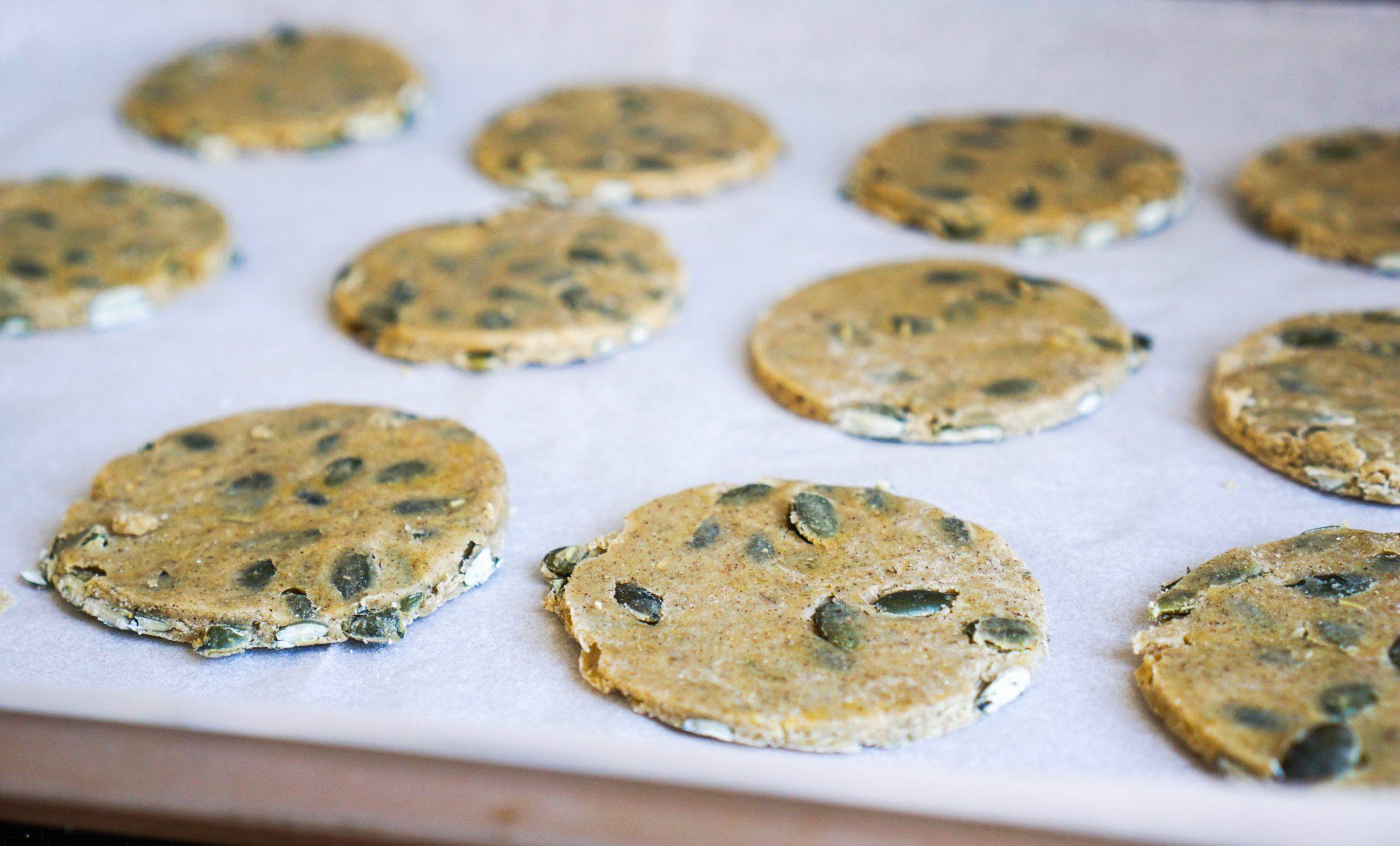 Gâteaux apéro sans gluten healthy