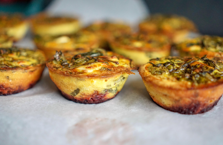 frittata épinards betterave recette rapide healthy veggie