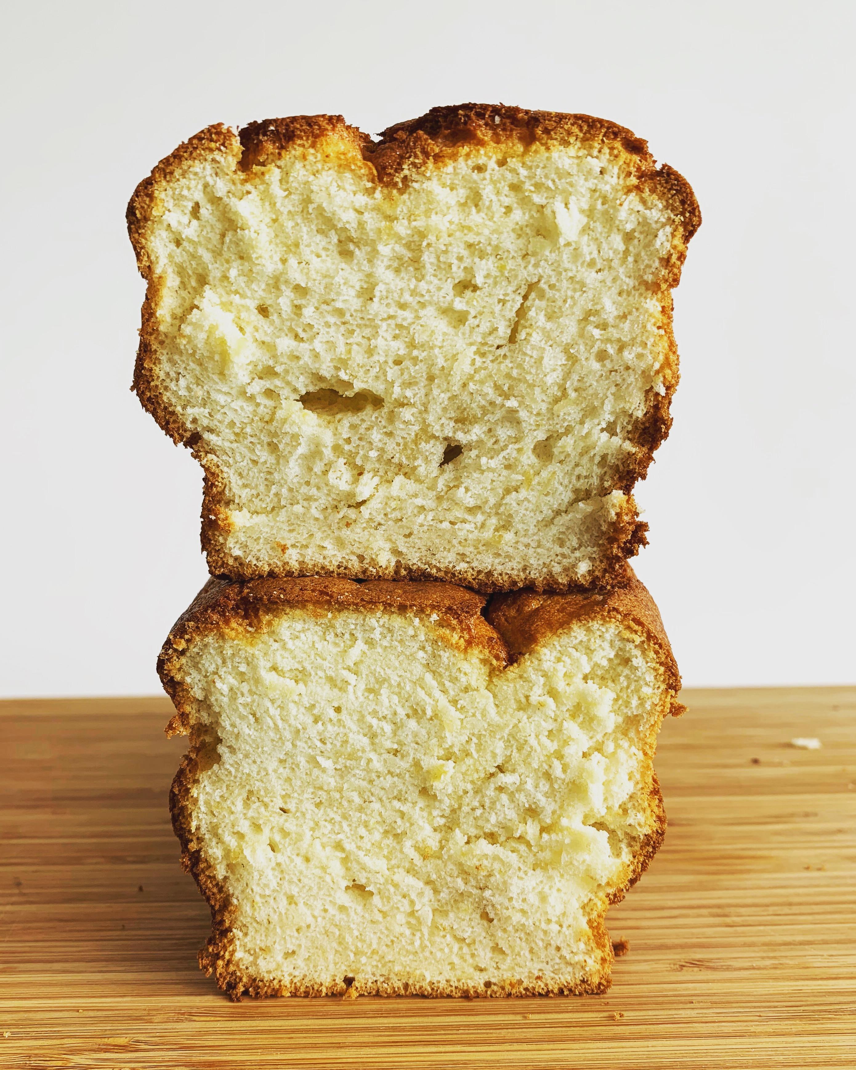 Cake au citron light