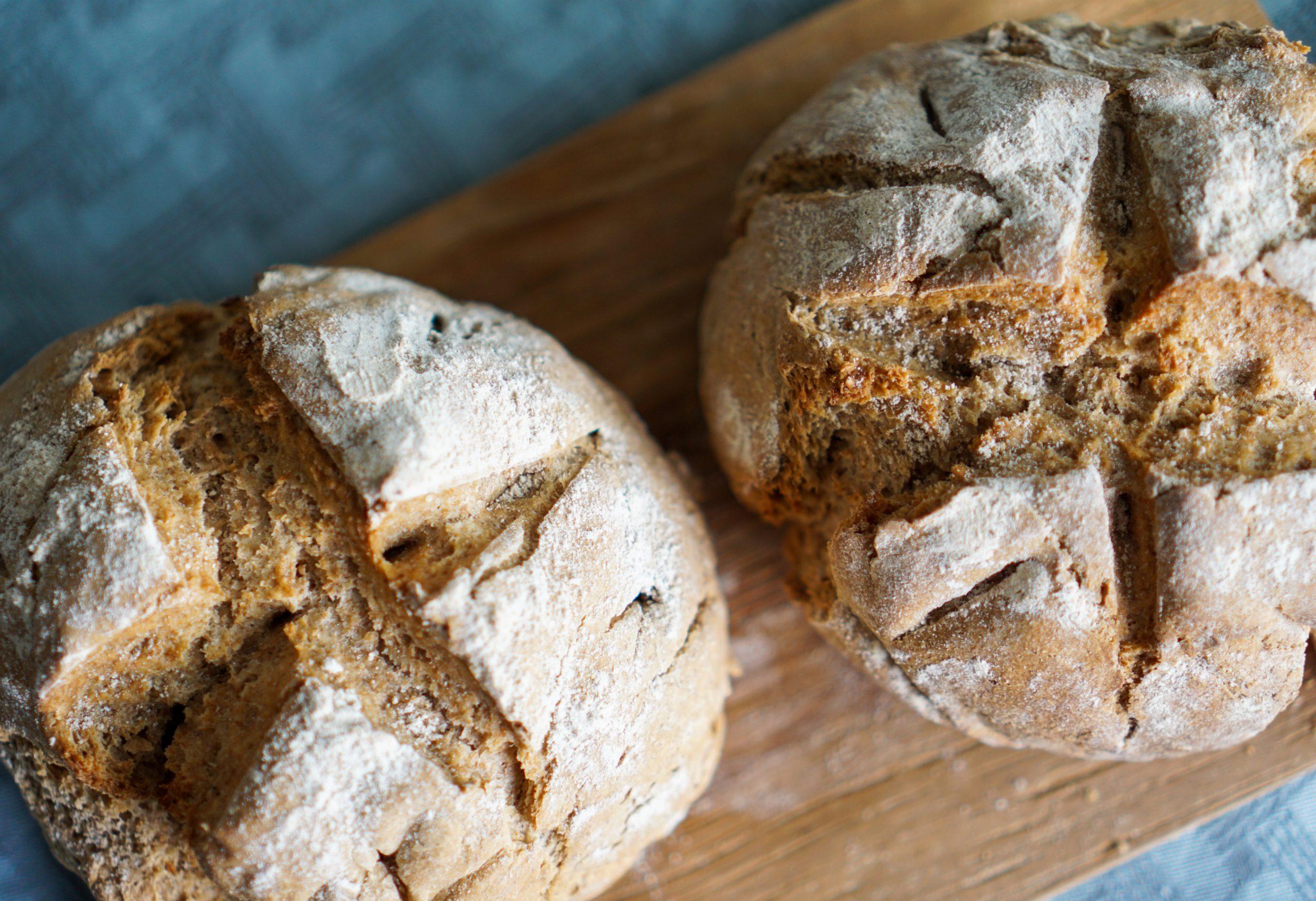 Pain à la farine d'épeautre recette maison rapide