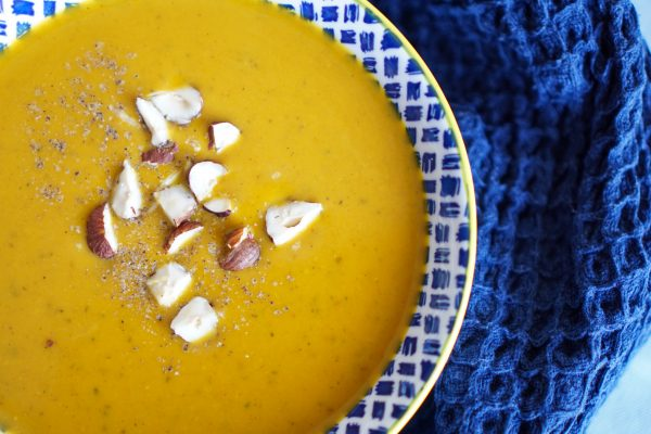 Crème de potimarron recette facile