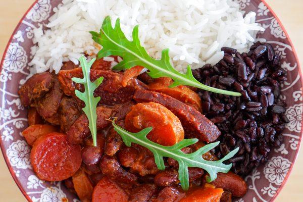 curry de haricots rouges recette végétarienne