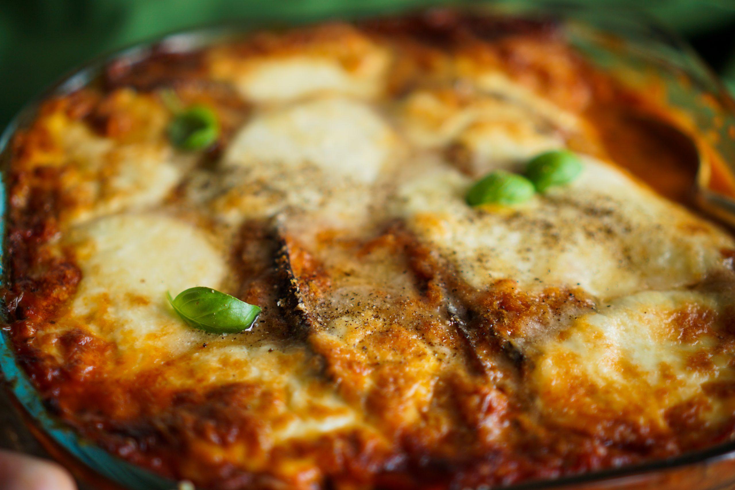 Aubergines à la parmigiana recette