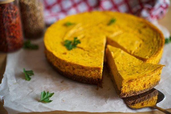 Cheesecake salé recette sans gluten