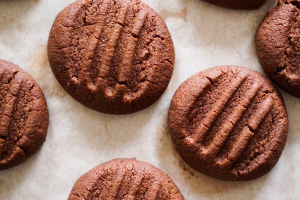 Biscuits au chocolat fourchette recette