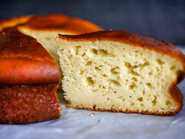 gâteau léger à la ricotta