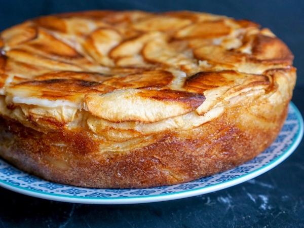 pommes gâteau